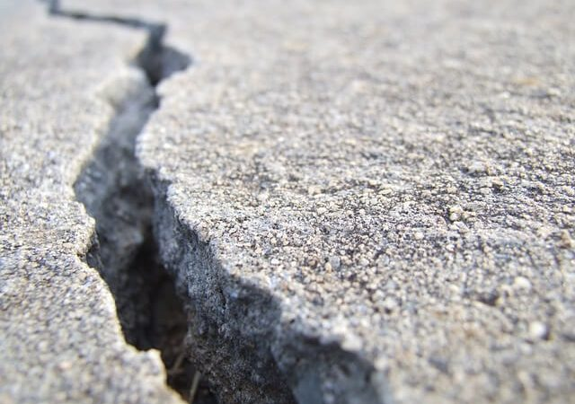 töredezett beton javítása, felújítása