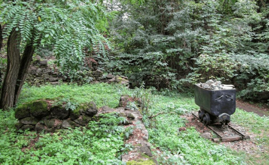 Felhagyott Macskalyuk kőbánya