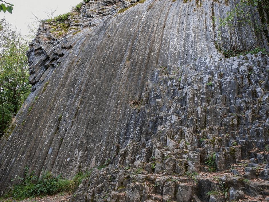 Somoskői bazalt ömlés