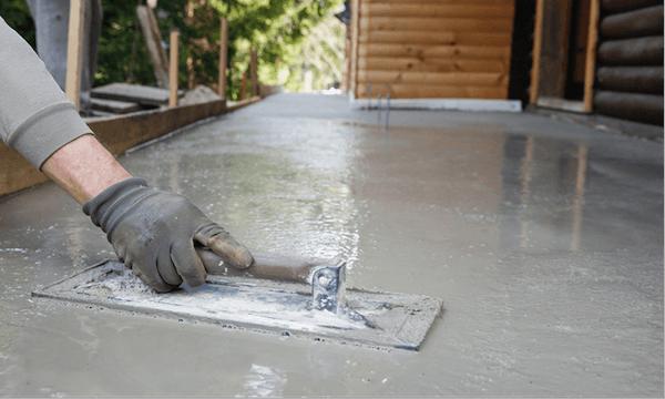 estrich beton összetétel