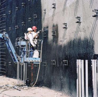 vízszigetelés betonra